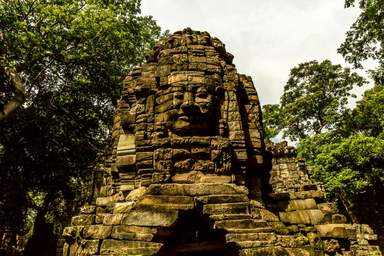 Храм Бантей Чхмар