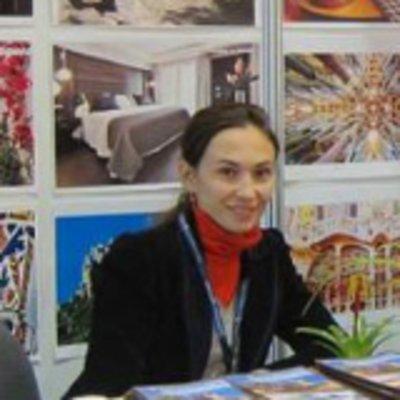 гид в Испании - Виктория Романенко