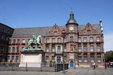 Marktplatz - сердце старого города