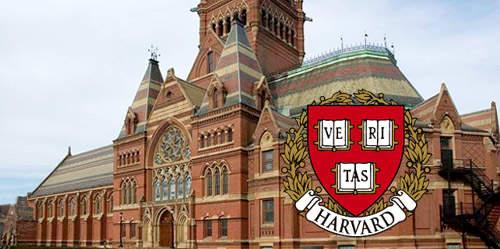 Гарвард. Одно из старых зданий