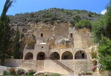Монастырь Св. Неофита-затворника
