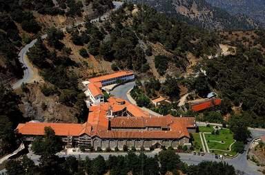 Монастырь Богоматери Киккотиссы. Троодос
