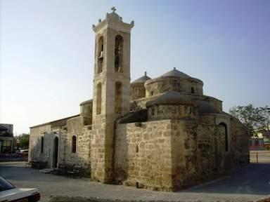 Церковь Св. Параскевы. Героскипу