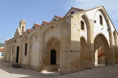 Монастырь Честного Креста. Омодос
