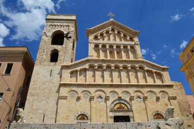 Кафедральный собор Св. Марии в Кальяри