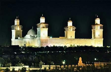 Мечеть в Аммане