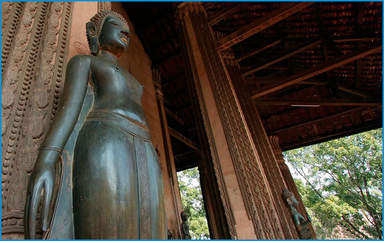 Храм Хо Пра Кео, Вьентьян