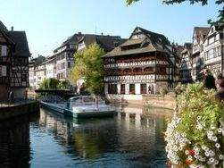 Квартал ремесленников Петит Франц в Страсбурге