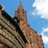Собор Мюнстер в Страсбурге
