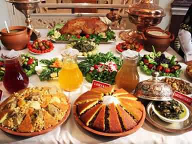 Азербайджанский стол