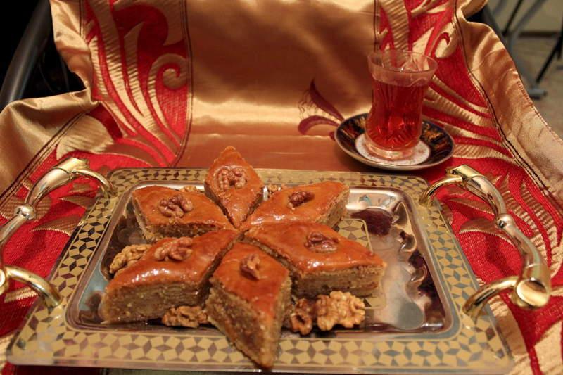 Азербайджанская пахлава