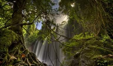 Водопад Кулен