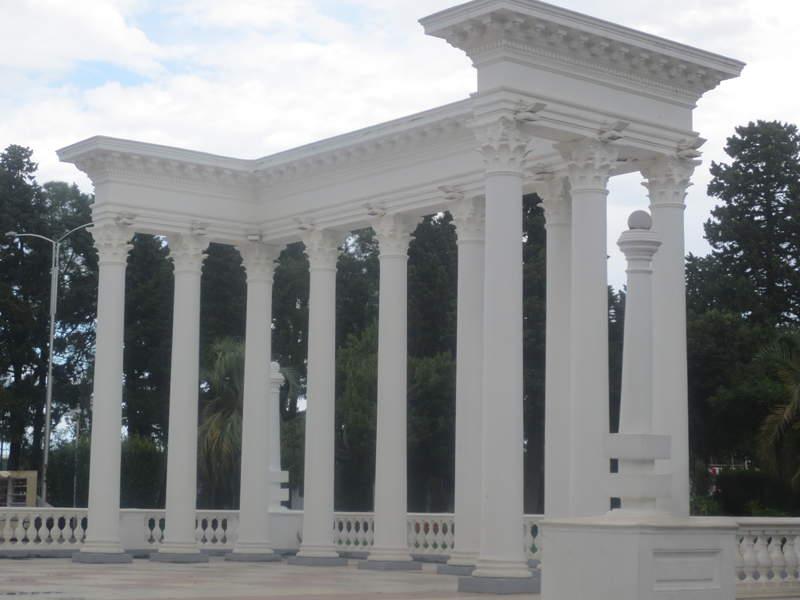Колоннады в Батуми