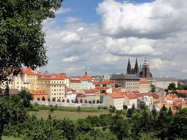 костел св. Вита в Праге