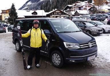 Трансфер на горнолыжный курорт из Зальцбурга