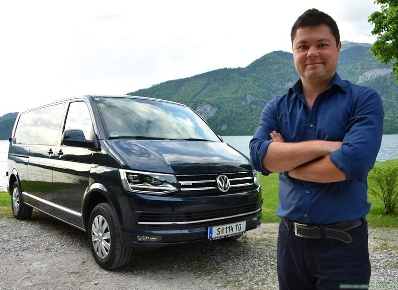 Путешествие на микроавтобусе по Европе