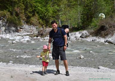 Активные экскурсии с детьми
