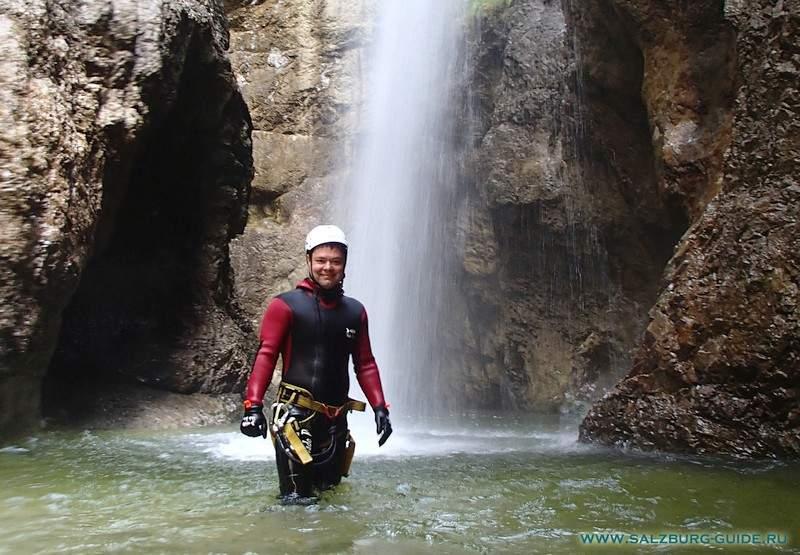 Экскурсии в Австрии для любителей активного отдыха