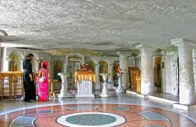 Пещерный храм Успенского монастыря, Бахчисарай