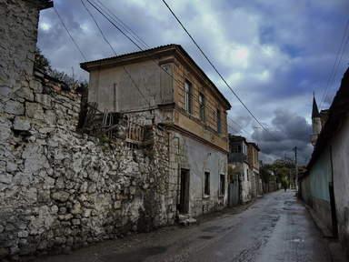 Улицы старого Бахчисарая