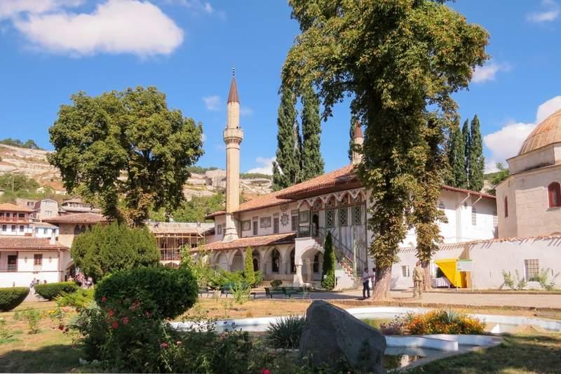 Ханская мечеть, Бахчисарай