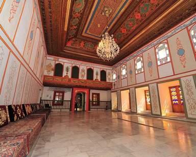 Интерьеры ханского дворца в Бахчисарае