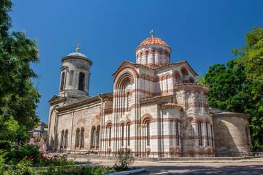 Самый старый православный храм России - церковь Иоанна Предтечи