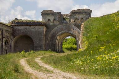 Крепость Керчь или форт Тотлебена