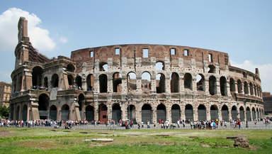 Колизей в Риме