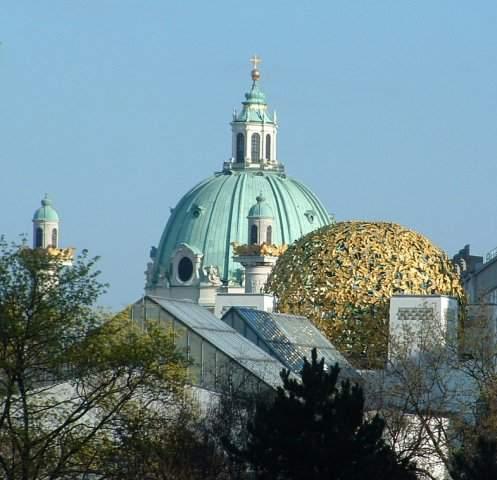 Имперское барокко и модерн Вены