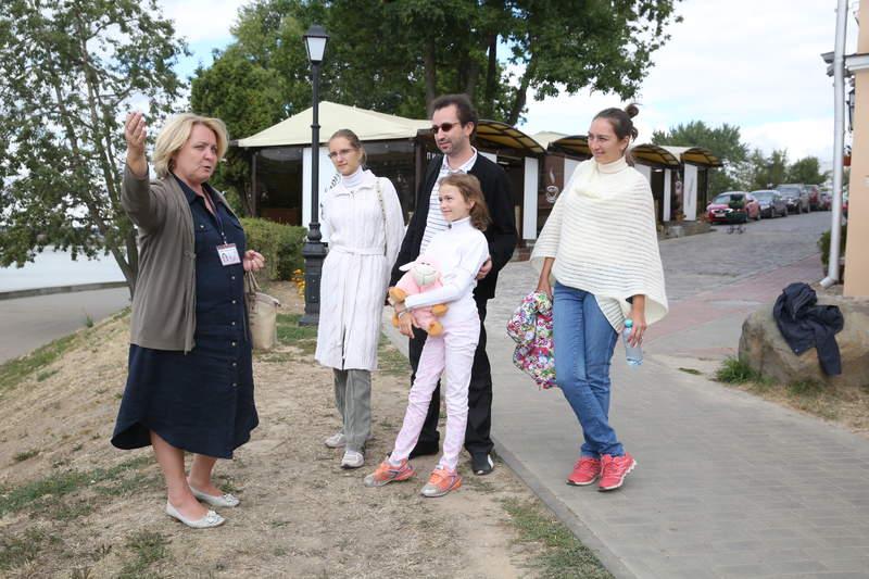 Прогулка по городу. Минск
