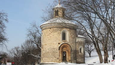 Ротонда святого Мартина в Праге