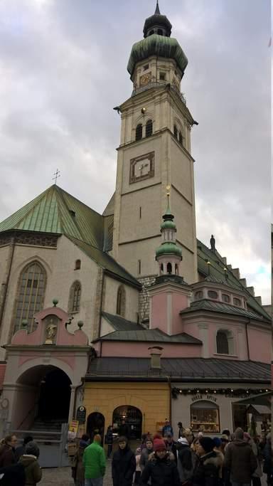 Башня женского монастыря