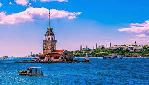 Основной символ Стамбула Девичья башня