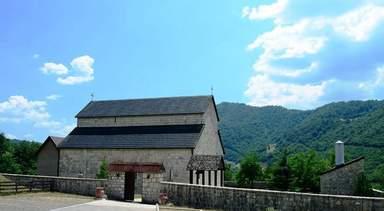 Монастырь Пива