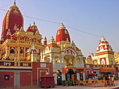 Лакшми Нарайна храм в Дели