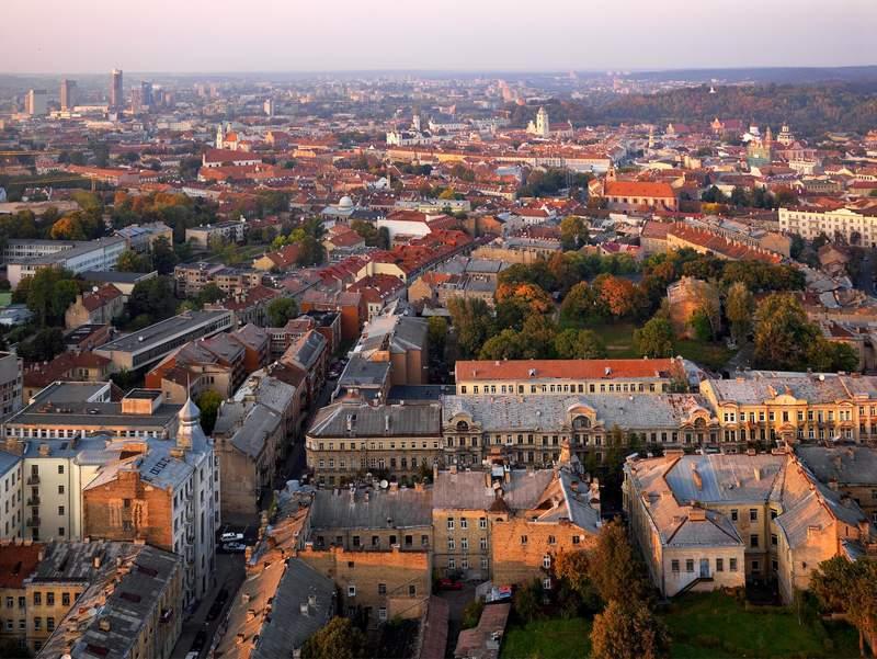 Вильнюсская панорама