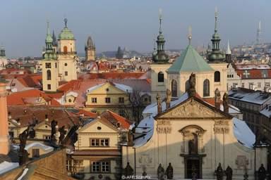 Фрагмент старого города