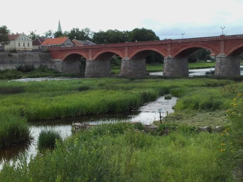Мост в Кулдиге