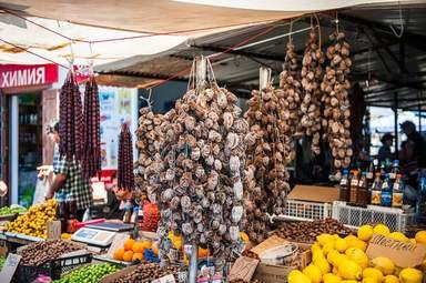 Сухумский рынок