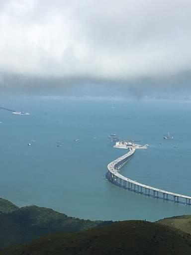 Мост Гонконг-Макао-Чжухай