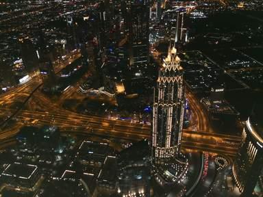 Обзорная экскурсия по Дубаю + Burj Khalifa