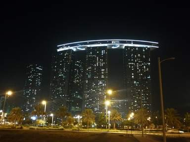 Вечерняя экскурсия в Абу-Даби
