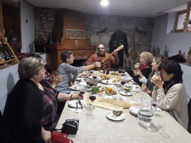 гостях у кахетинского крестьянина