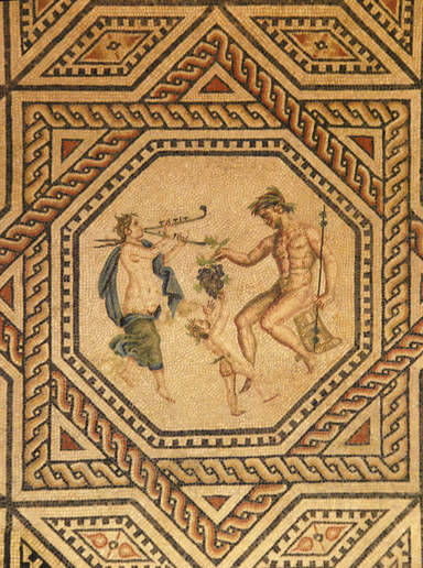 Мозаика Дионисия