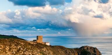 Немецкие фортификационные сооружения времен Второй Мировой войны/Гернси (Guernsey)