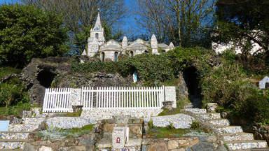 Самая маленькая часовня в мире/Гернси (The Little Chapel)