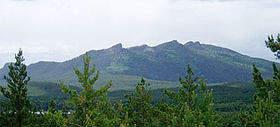 Гора Жеке Батыр -одинокий воин