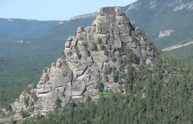 гора Окжетпес