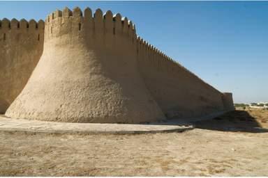 Великая  крепостная  стена